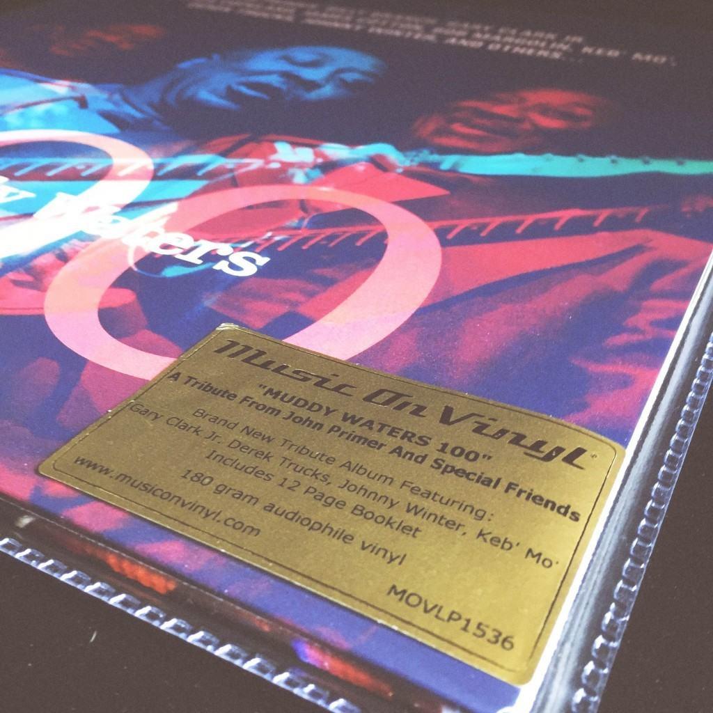 Muddy Waters 100 vinyl - 01