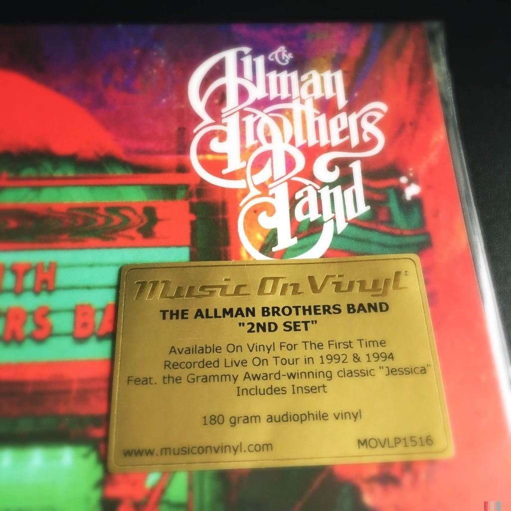 The Allman Brothers Band - An Evening with 2nd Set - vinyl - 01