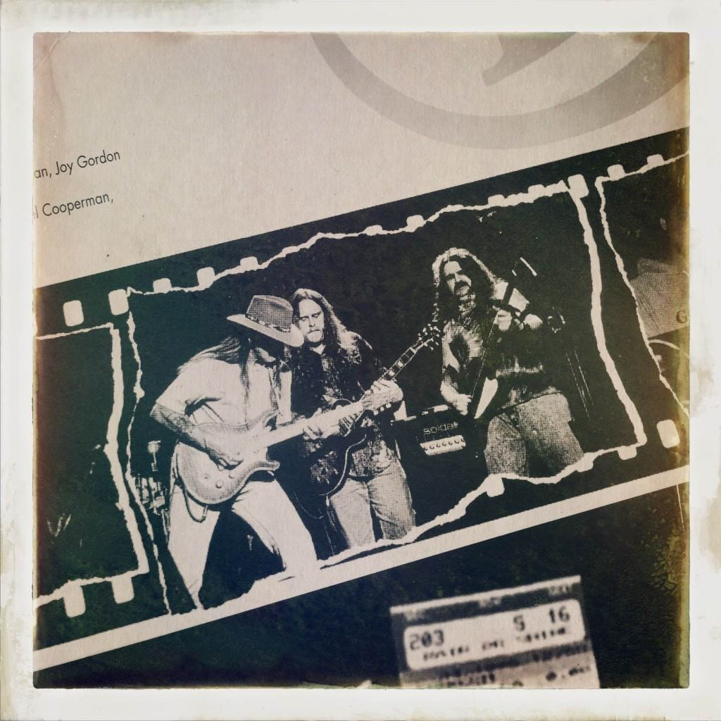 The Allman Brothers Band - An Evening with 2nd Set - vinyl - 05