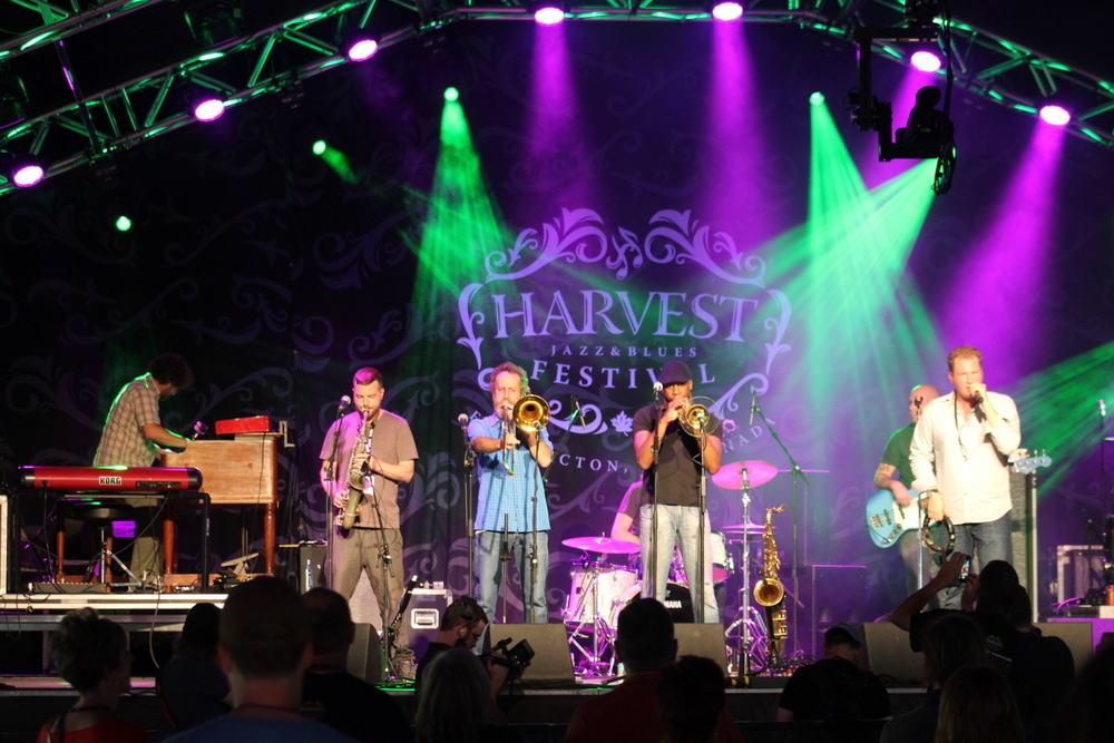 The Mellotones on HJB 2015 (JT)