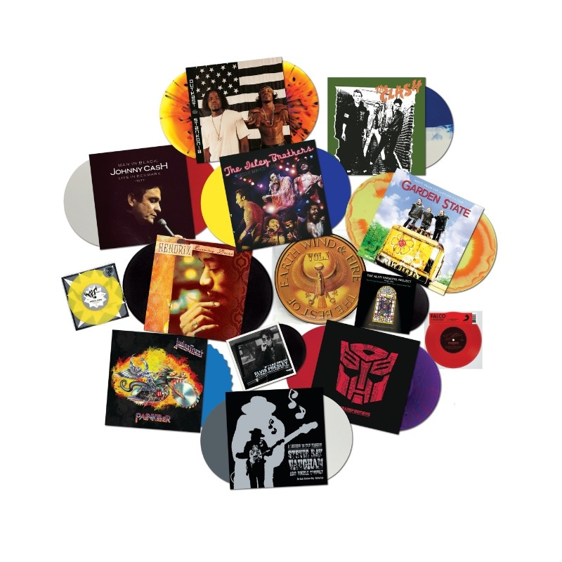 Legacy Recordings Record Store Day Black Friday