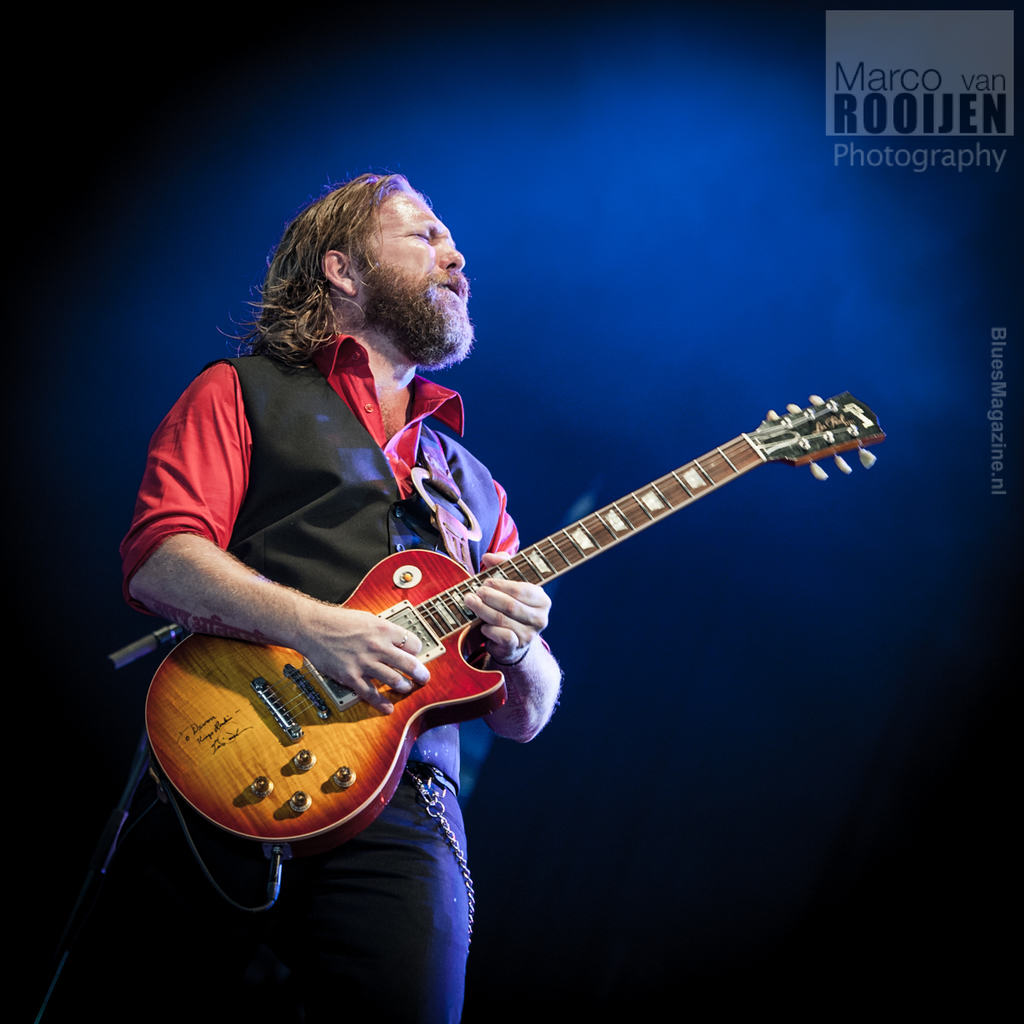 19, 20, 21 July 2013 - Blues Peer 2013 (Belgium)