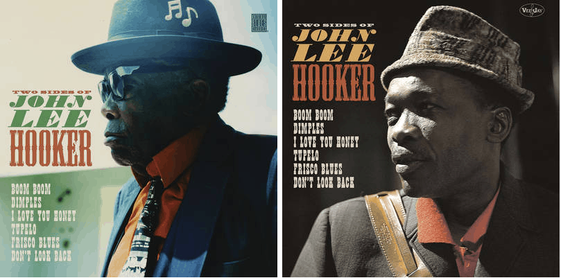John Lee Hooker Two Sides of John Lee Hooker