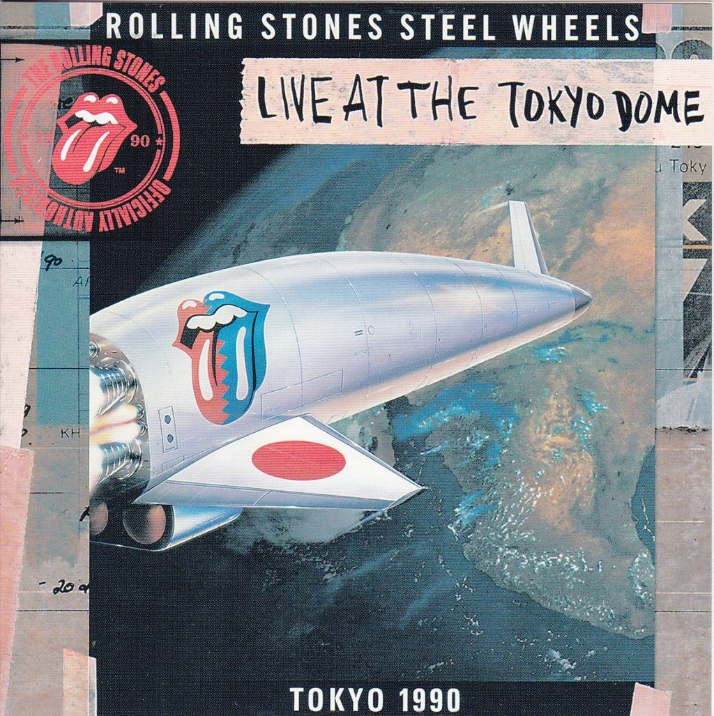Live at the Tokyo Dome - The Rolling Stones