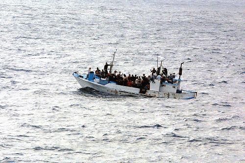 bootvluchteling