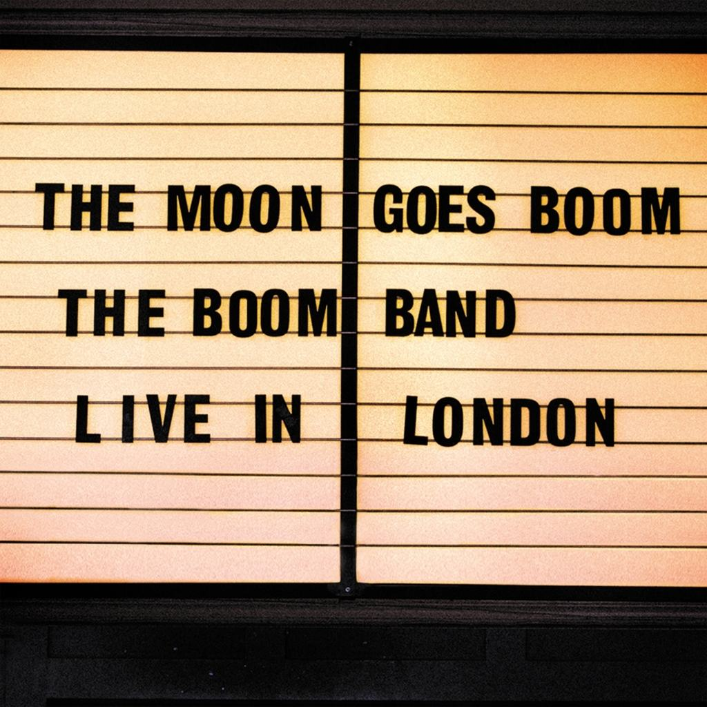 the boom band the moon goes boom