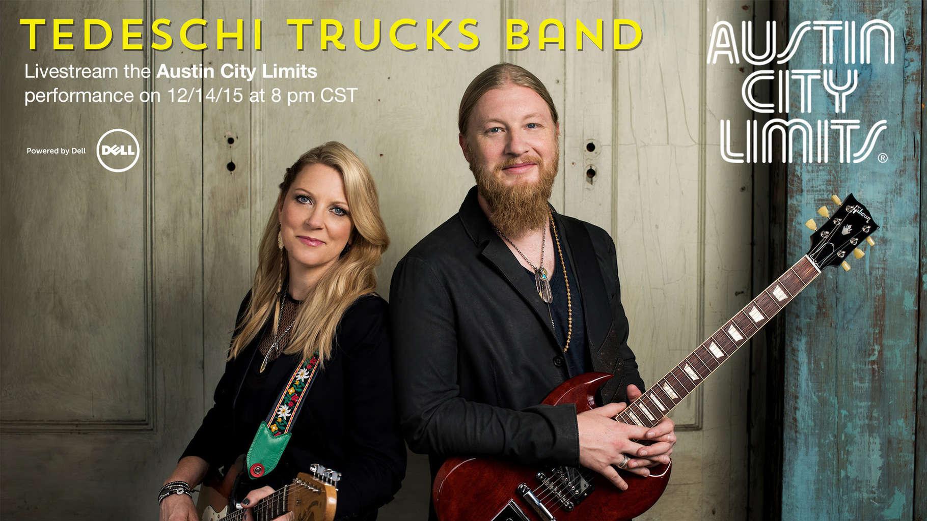 Tedeschi Trucks Band Austin City Limits Live Stream
