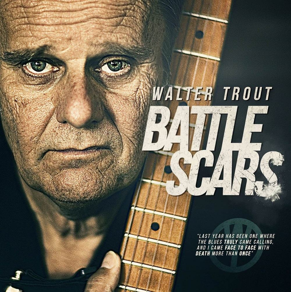 Walter Trout - Front