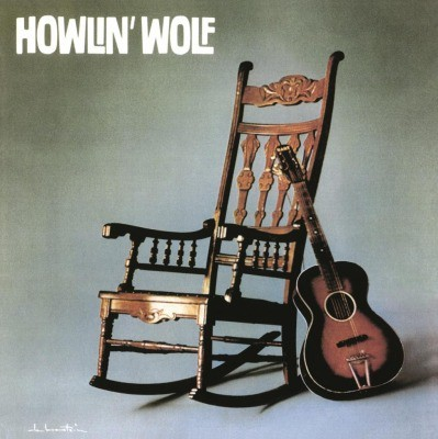 howlin wolf rockin chair album