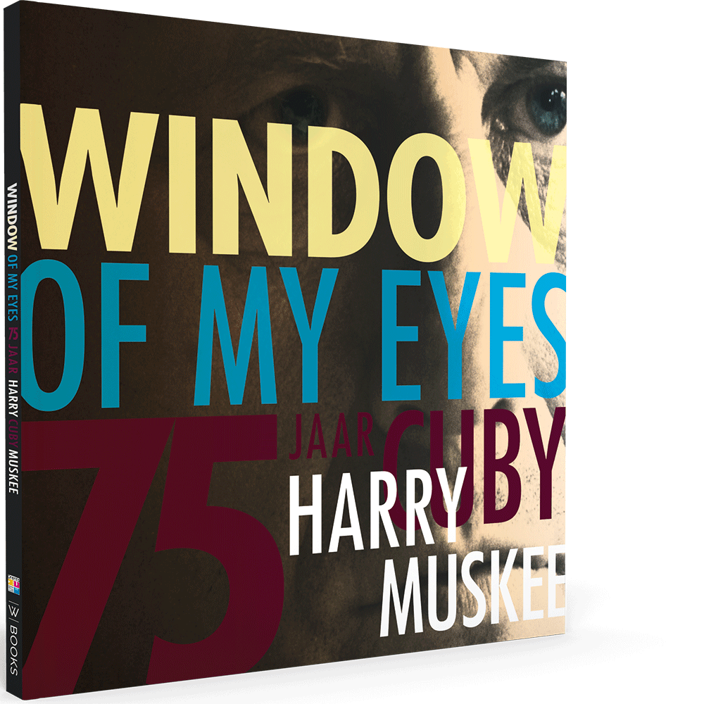 Cuby+Blizzards-Window-Of-My-Eyes-Boek