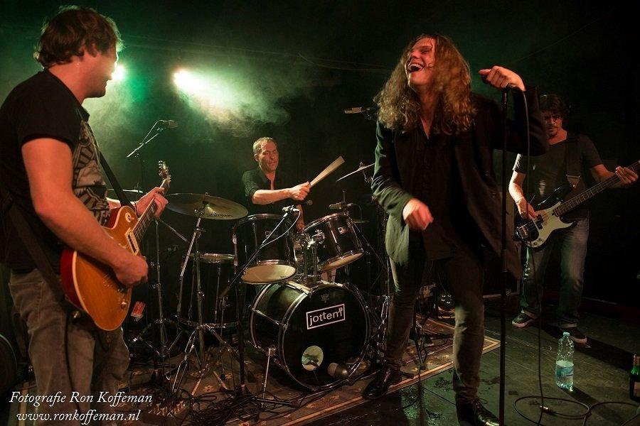 Ruben Hoeke Band by Ron Koffeman