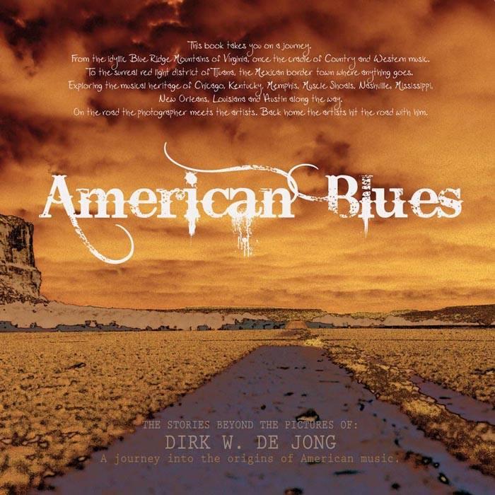 Dirk W De Jong - American Blues