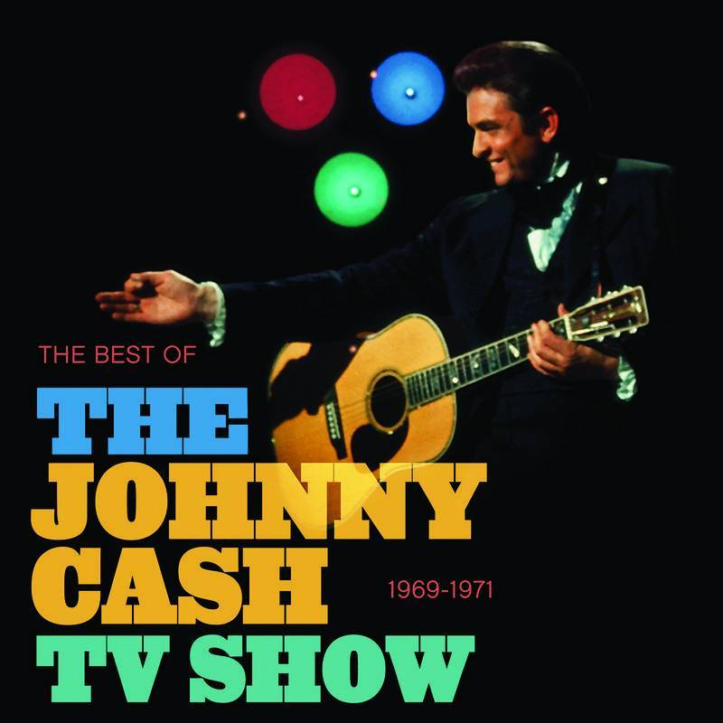 Johnny Cash - Best Of TV Show - Record Store Day 2016