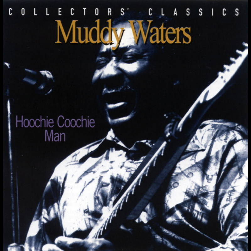 MUDDY WATERS - Hoochie Coochie Man, Live at the Rising Sun Celebrity Jazz Club