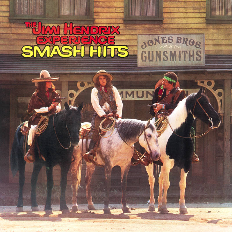 The Jimi Hendrix Experience Smash Hits