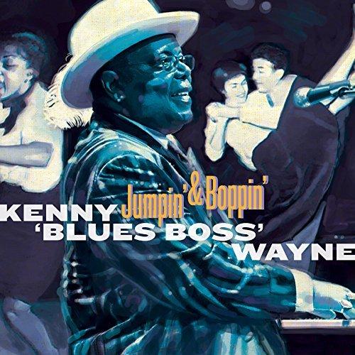 Kenny Blues Boss Wayne with guest Duke Robillard