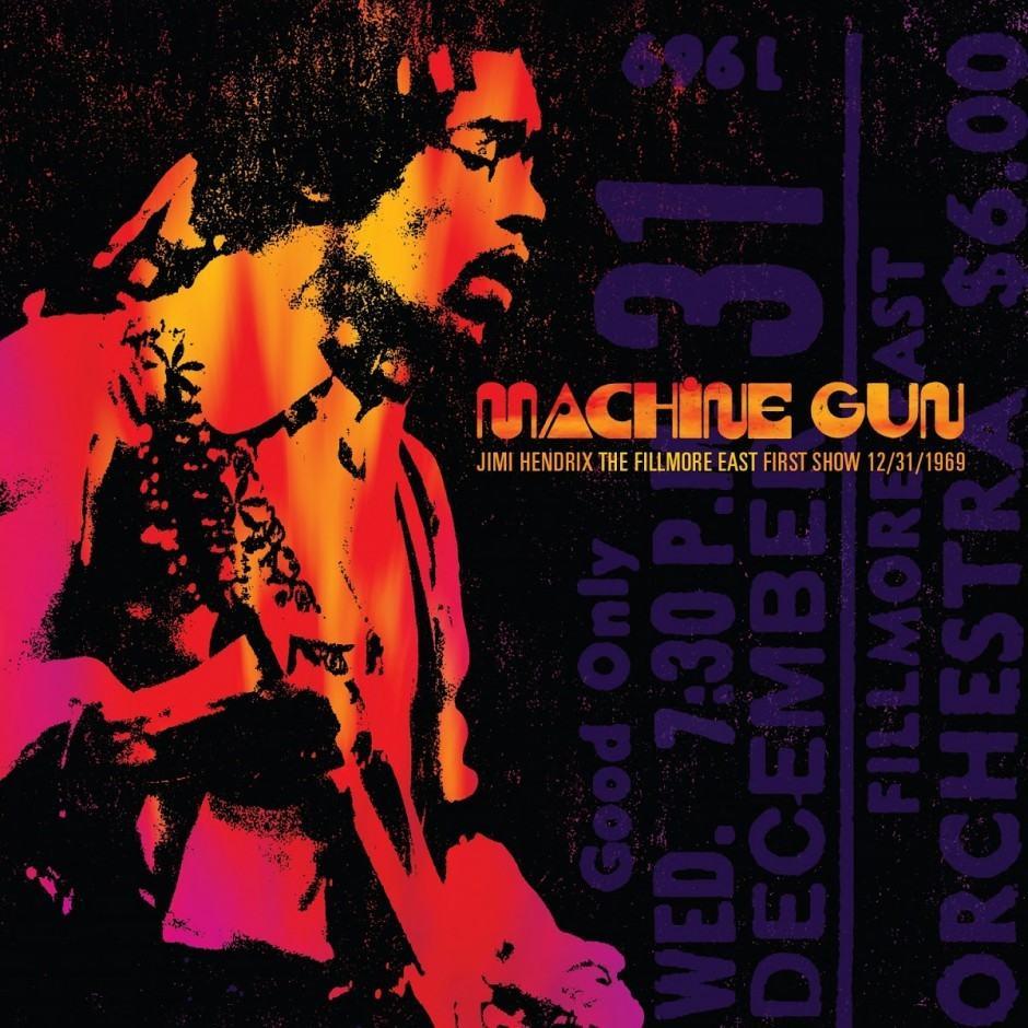 Jimi Hendrix Machine Gun