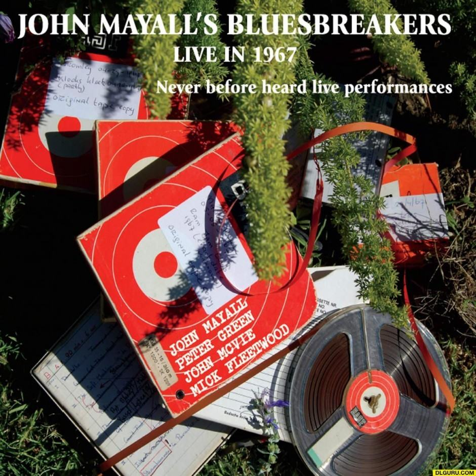 John Mayall's Bluesbreakers – Live in 1967 volume 2