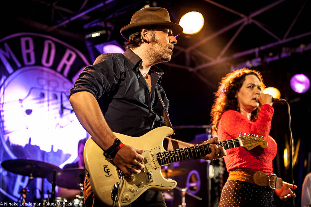 Meena Cryle & The Chris Fillmore Band (2)