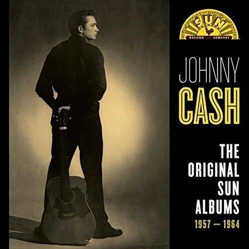Johnny Cash - The Original Sun Albums 1957-1964