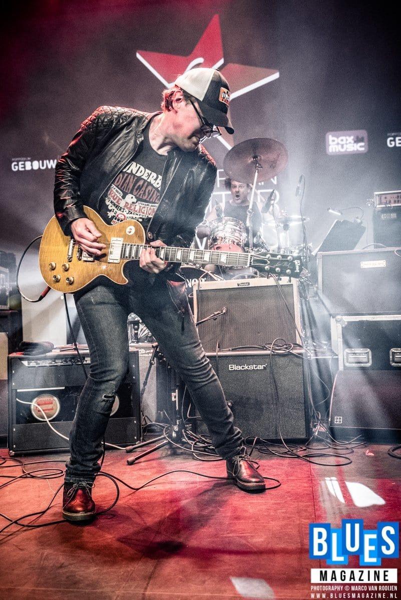 Joe Bonamassa - Sena European Guitar Award 2017 Event