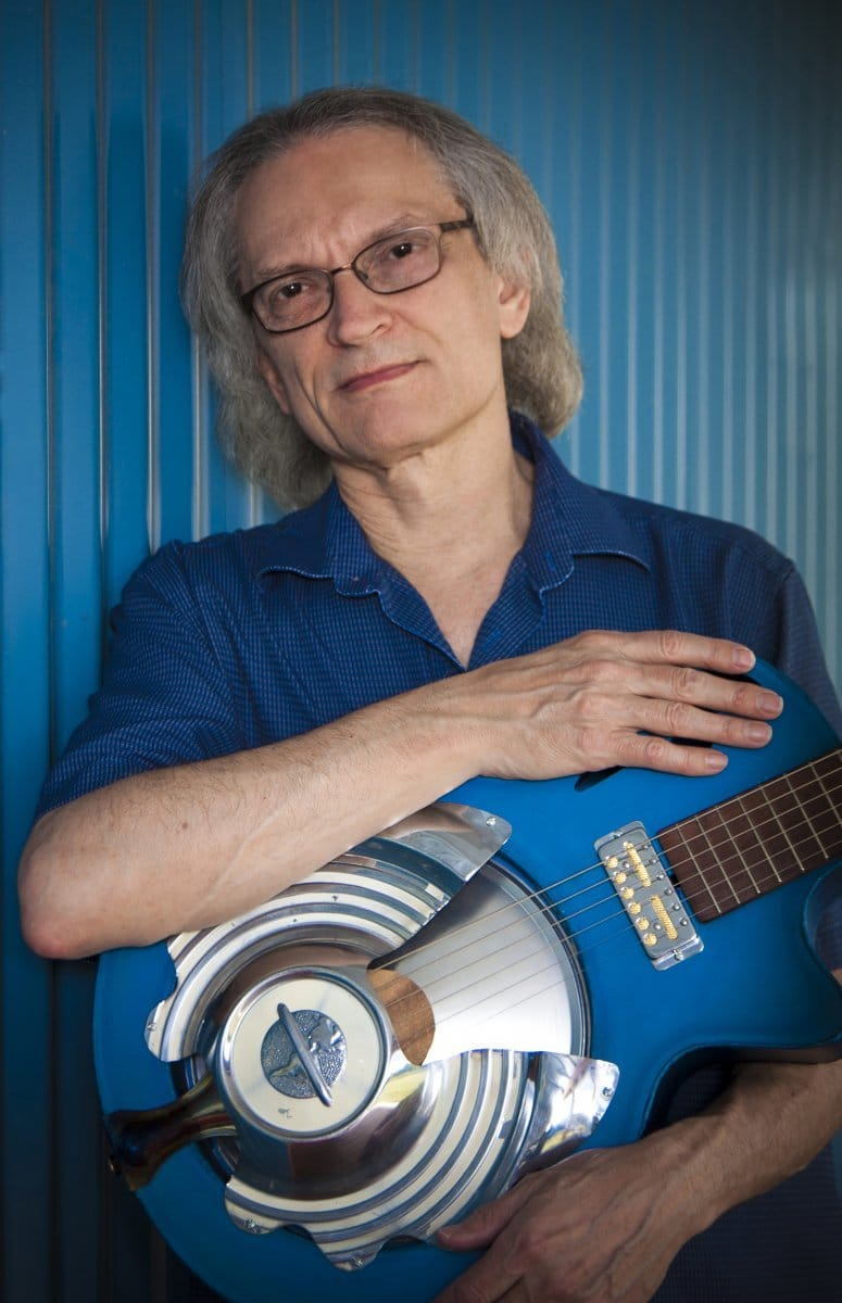Sonny Landreth // Photography by Lucius Fontenot