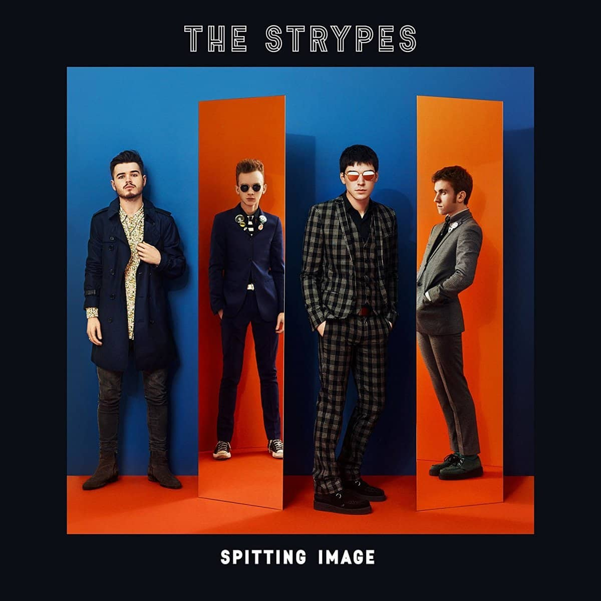 The Strypes - Spitting Image