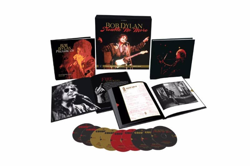Bob Dylan Trouble No More Deluxe Box Set