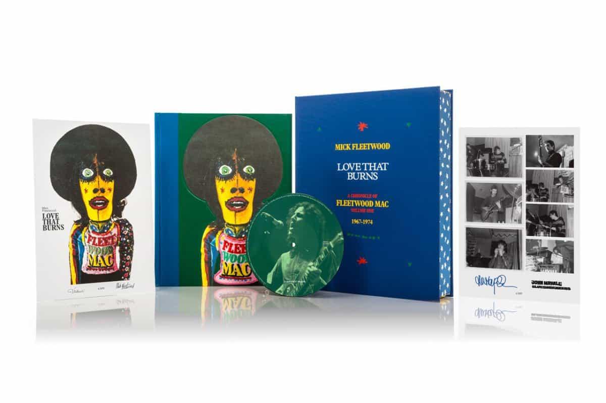 Mick Fleetwood - Love That Burns - A Chronicle of Fleetwood Mac Volume One- 1967-1974