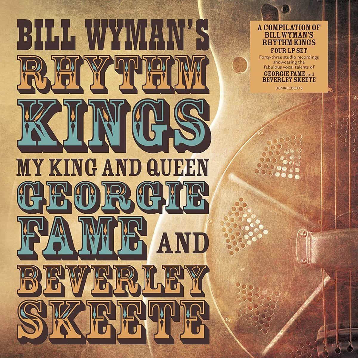 bill wyman my king and queen