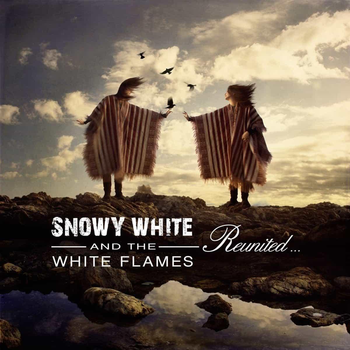 snowy white reunited