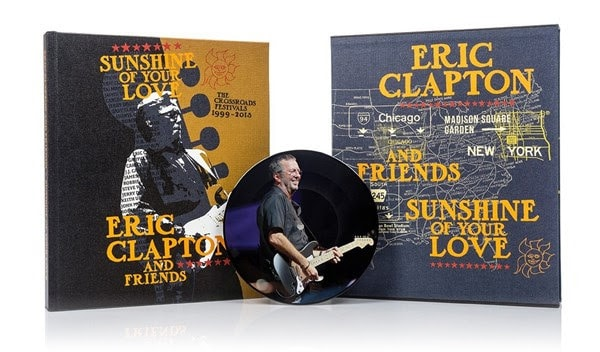 eric clapton and friends sunshine of your love