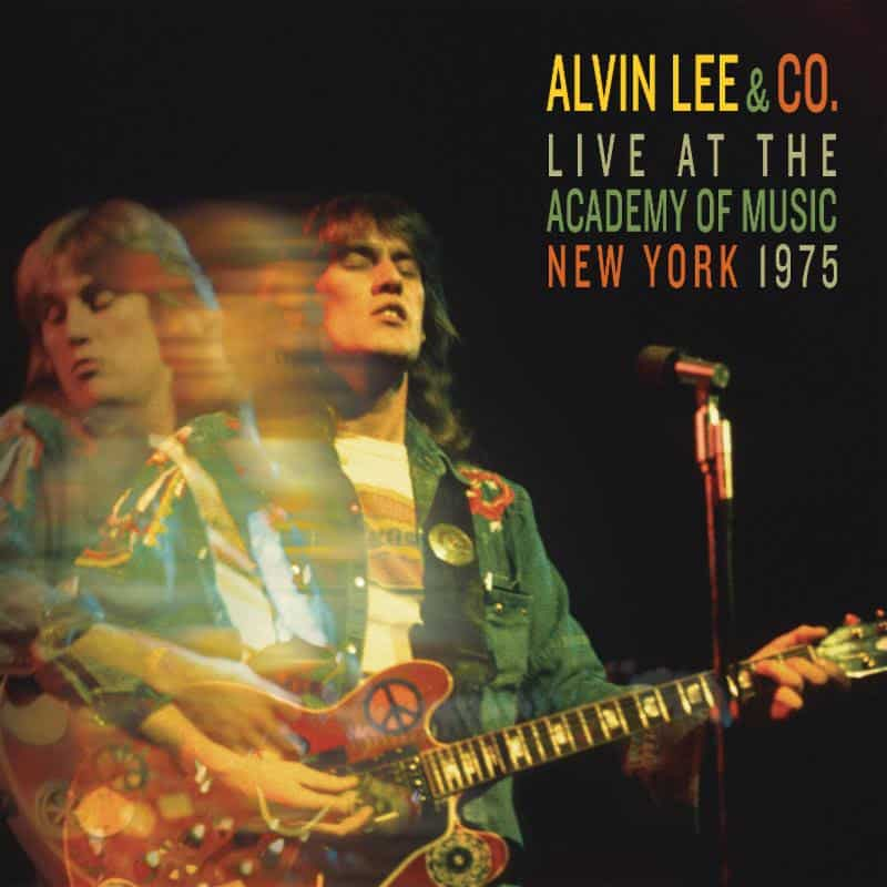 Alvin Lee & Co. - Live At The Academy Of Music 1975