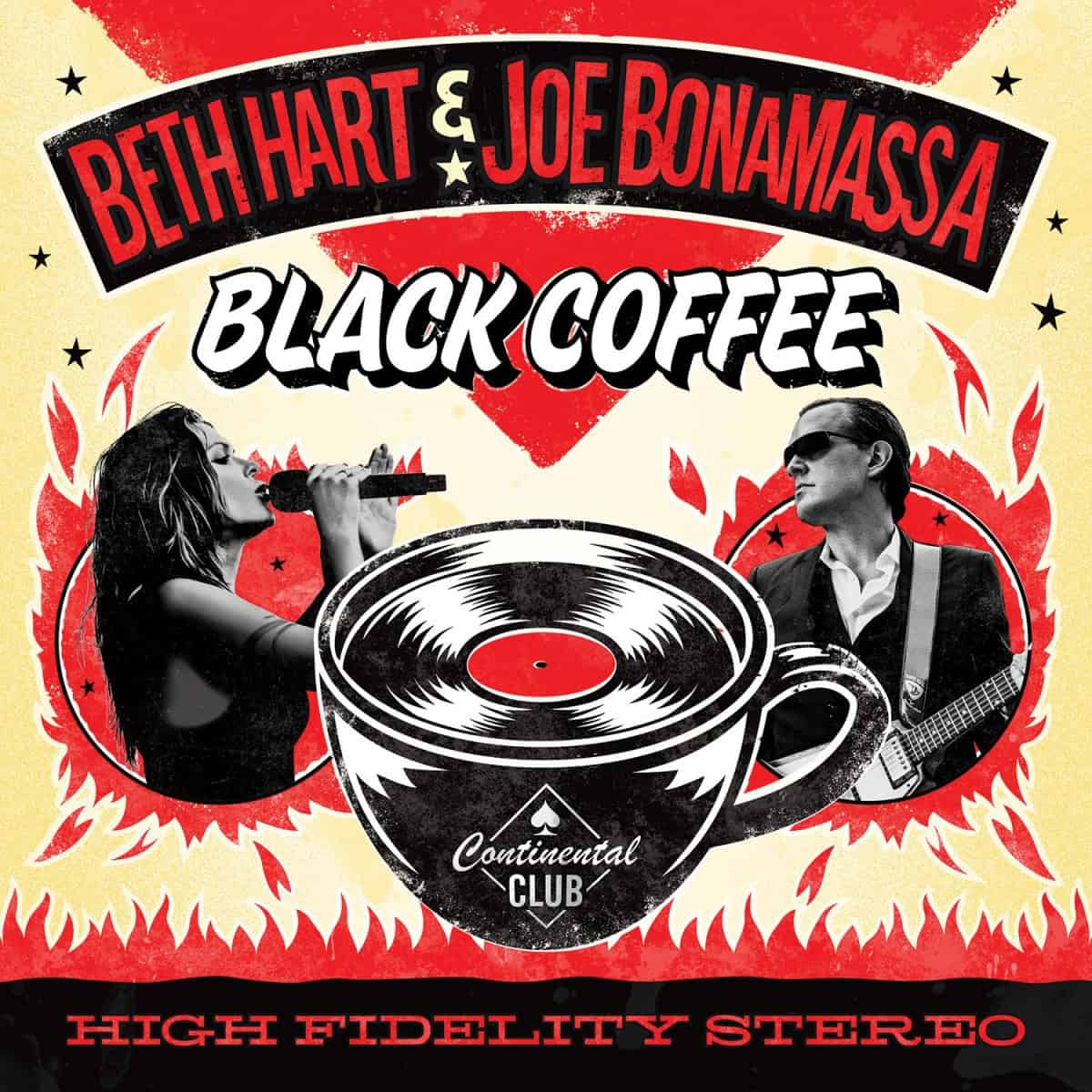 Beth Hart and Joe Bonamassa - Black Coffee