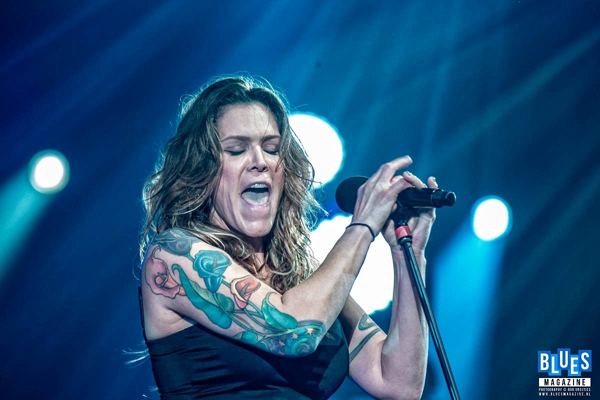 Beth Hart // Photography Rob Sneltjes 2018