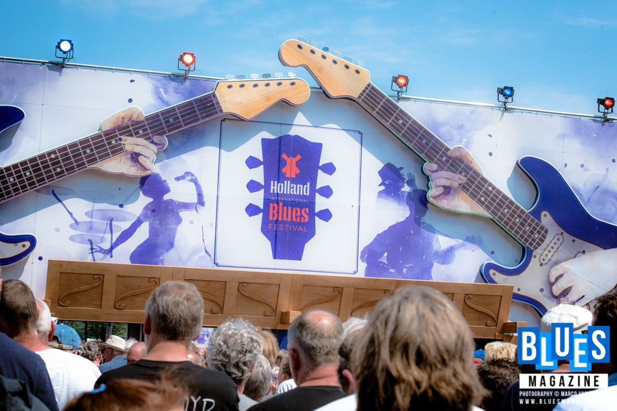Holland International Blues Festival Grolloo