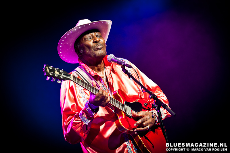 Eddy The Chief Clearwater - Photography Marco van Rooijen