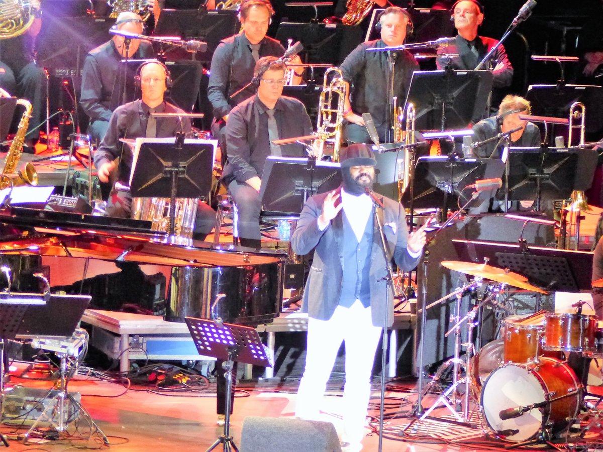 Gregory Porter & Metropole Orkest
