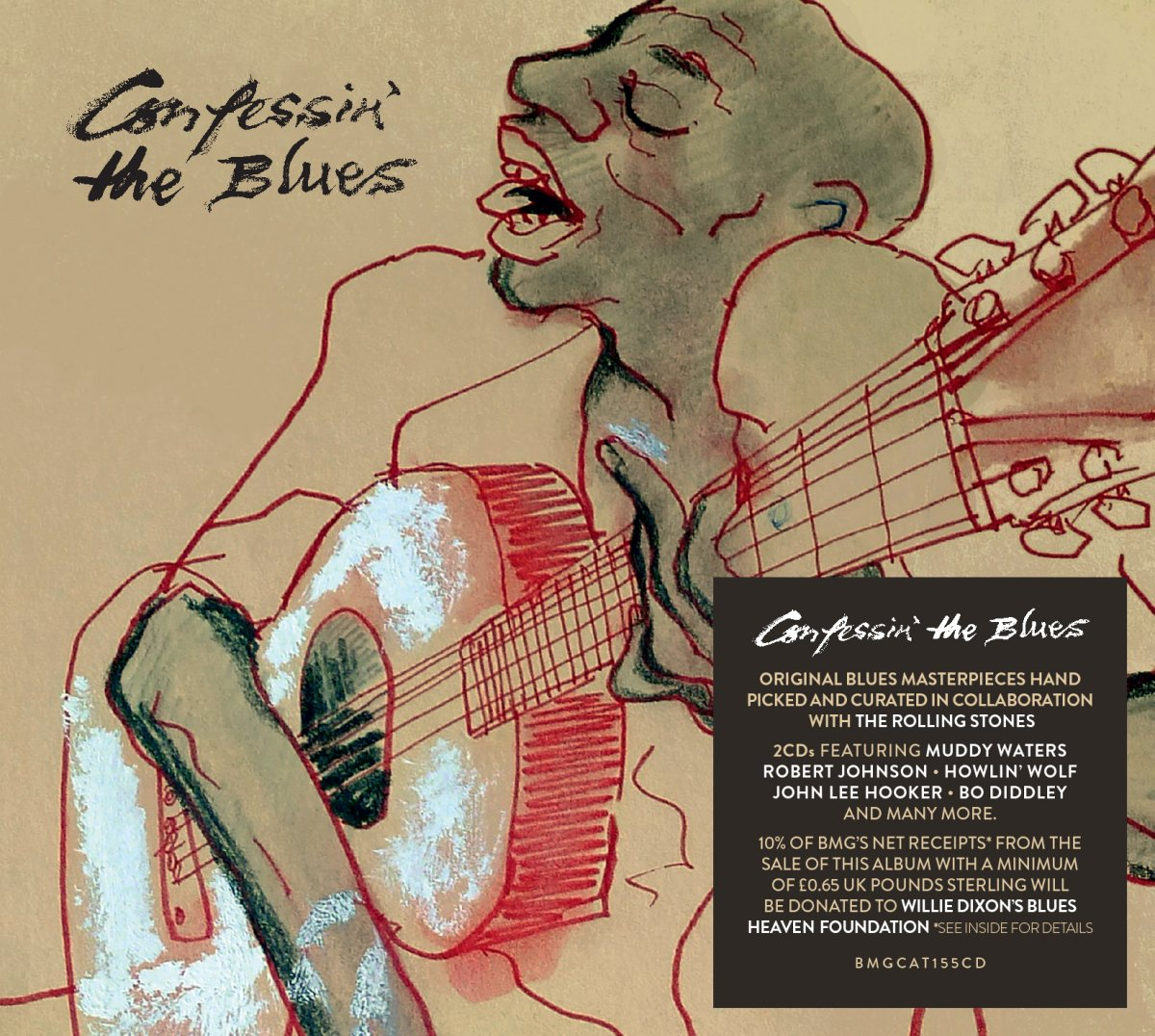 Confessin The Blues Rolling Stones