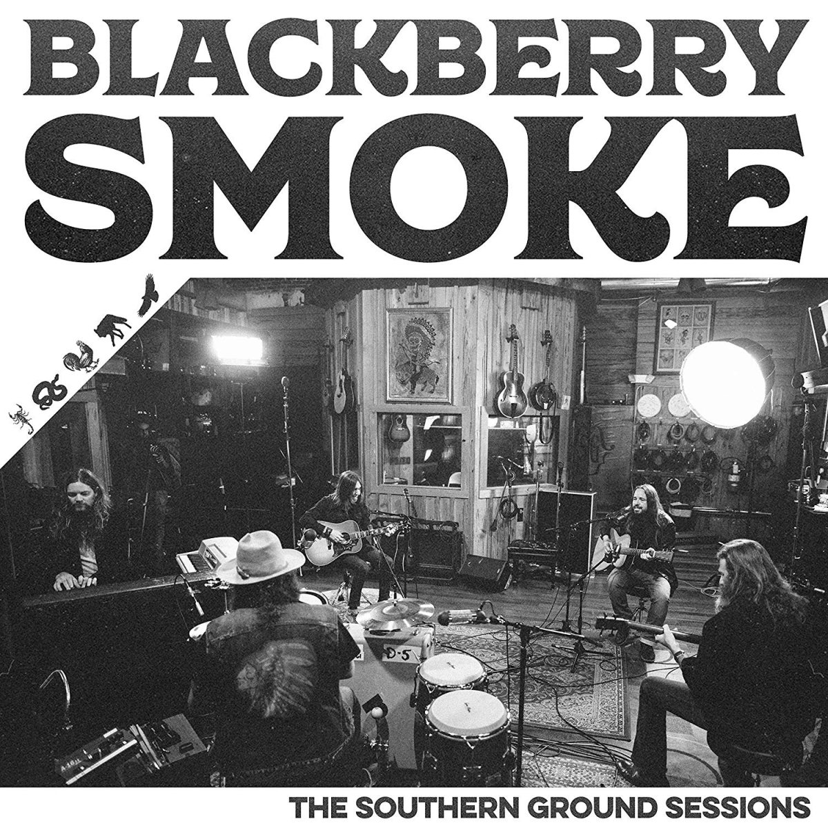 Blackberry Smoke The Southern Ground Sessions