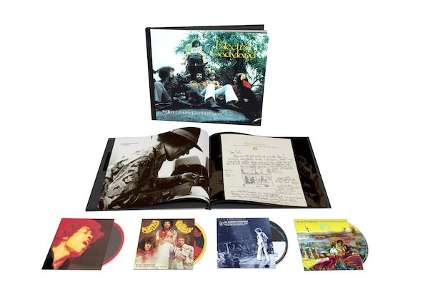 Jimi Hendrix - Electric Ladyland Deluxe Edition 50th Anniversary Box Set