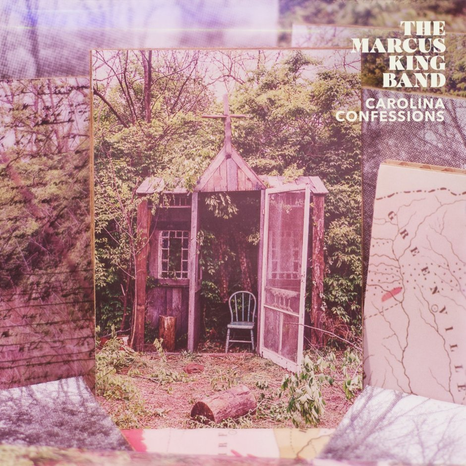Marcus King BAnd Carolina Confessions