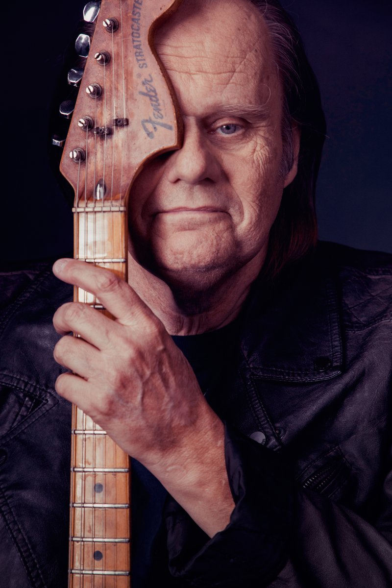 Walter Trout // Photography Austin Hargave
