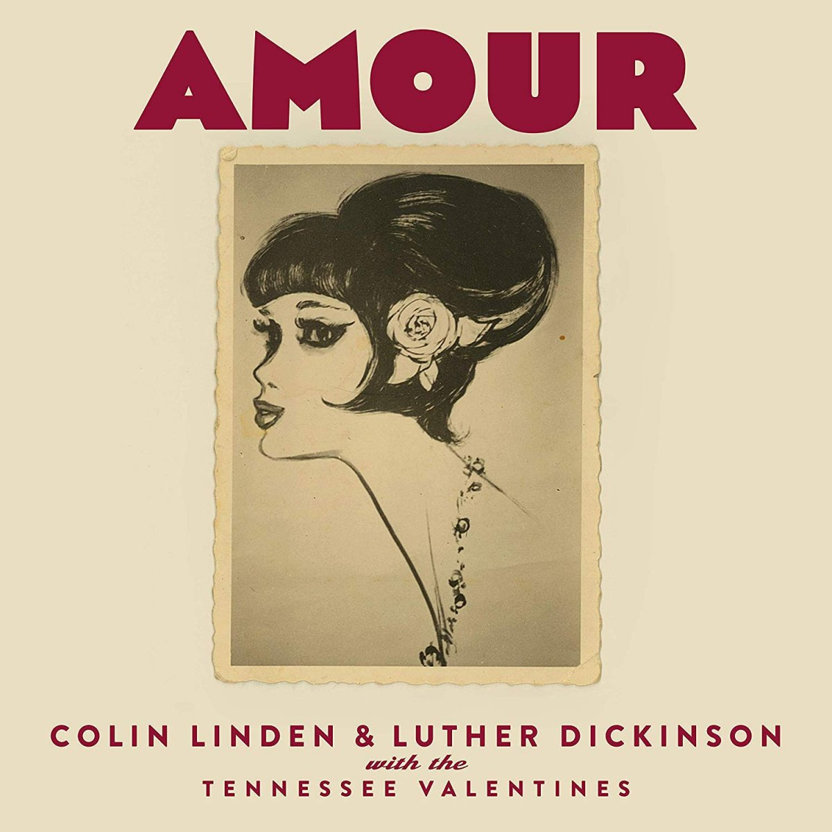 Colin Linden And Luther Dickinson - Amour