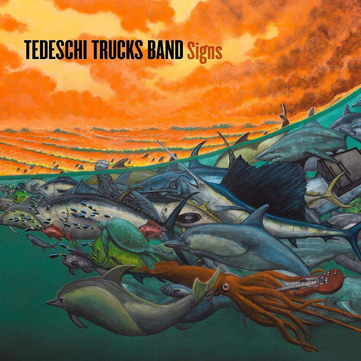 Tedeschi Trucks Band Signs