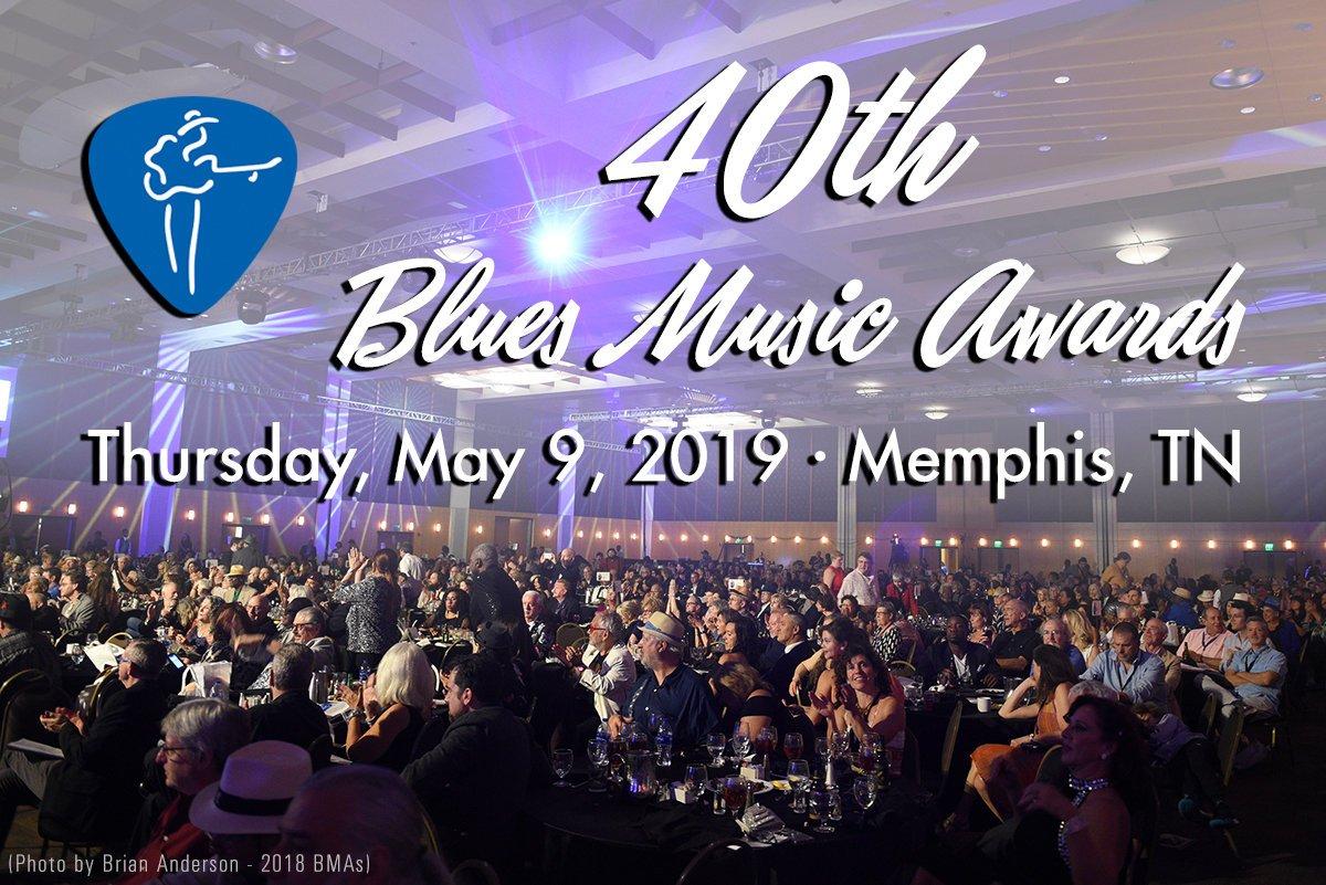 Blues Music Awards 2019