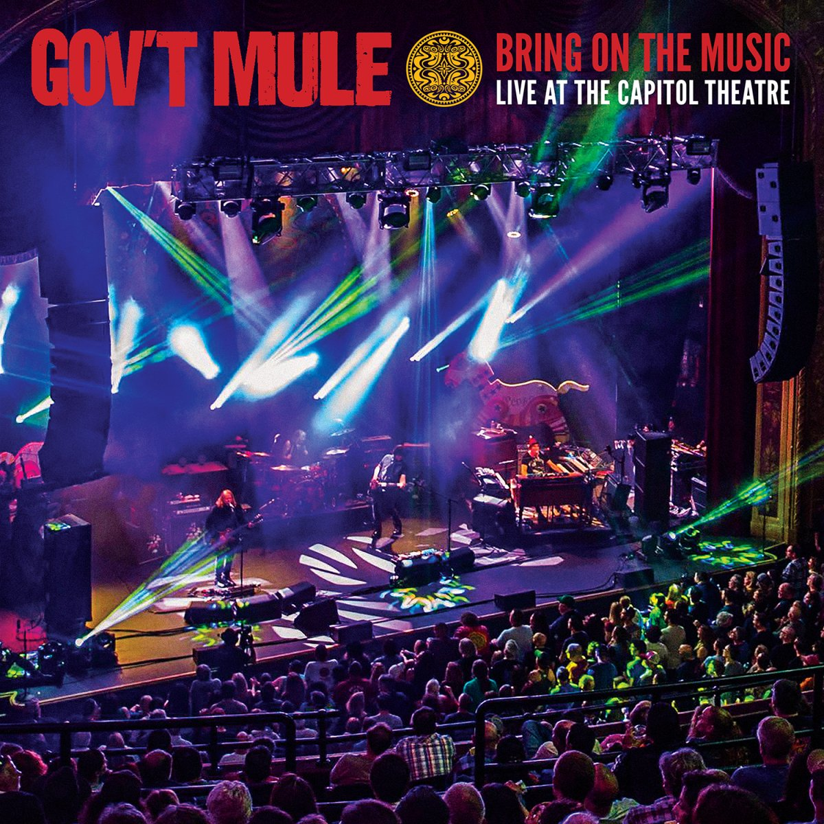 Govt Mule - Bring On The Music – Live At The Capitol Theatre