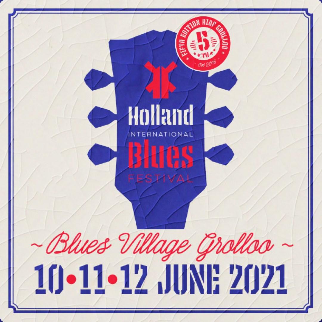 holland international blues festival 2021