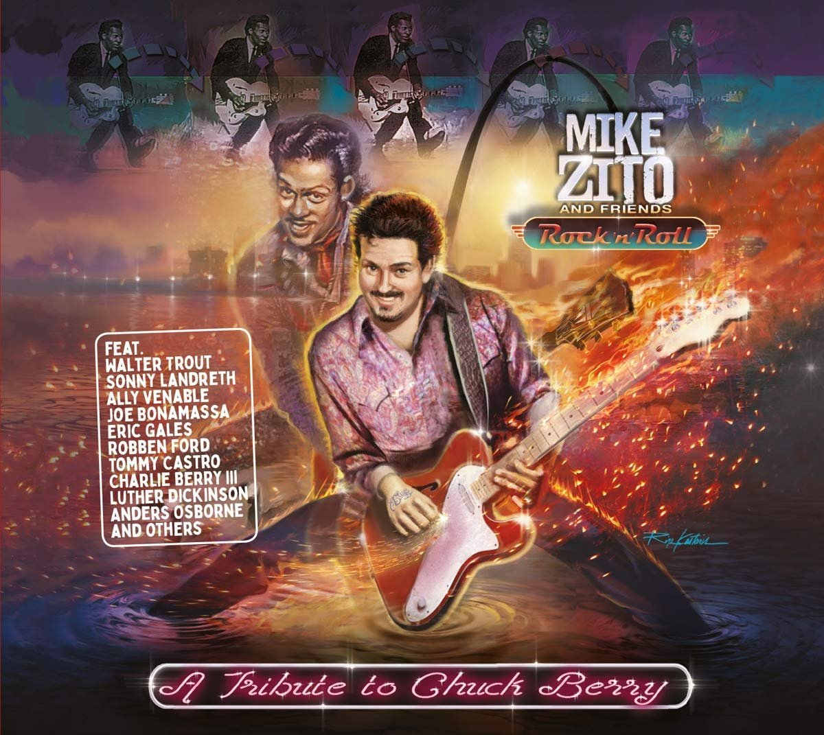 Mike Zito and Friends - Rock N Roll - A Tribute To Chuck Berry