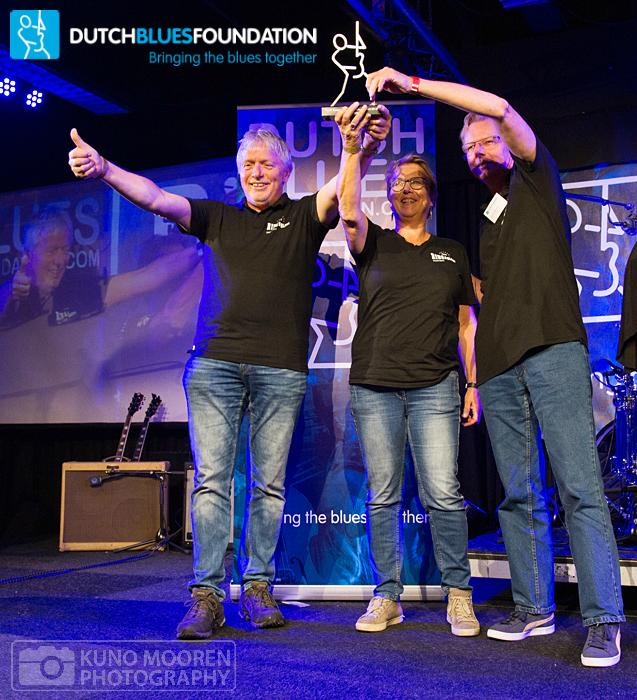 Winnaars Dutch Blues Challenge en Awards 2019 // Fotografie: Kuno Mooren